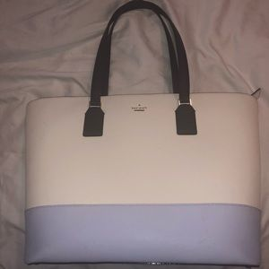 Authentic Kate Spade tote! Gently used.